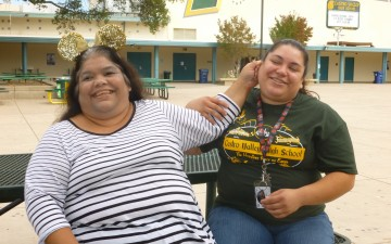 Mother-Daughter Team gives Castro Valley a Good Name
