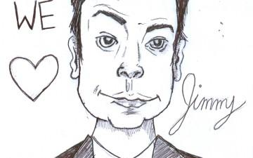 Jimmy Fallon, We Love You