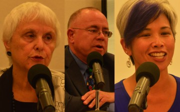 Candidates compete for school board positions