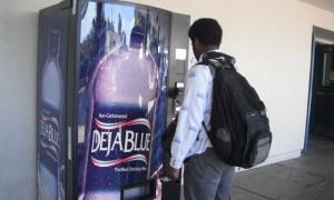 School replaces campus vending machines