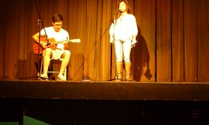 Rockin' performances at annual DECA Battle of the Bands
