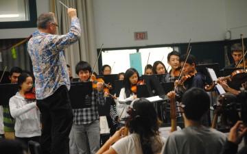 Musicians shine at Mulan concert
